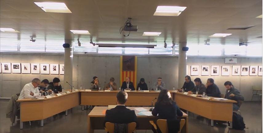 El grup municipal d'Ametlla't amb ERC abandona el Ple